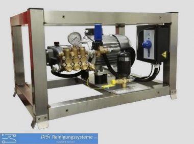 Hochdruckreiniger-Kaltwasser-Käfig-Edelstahl-Mazzoni