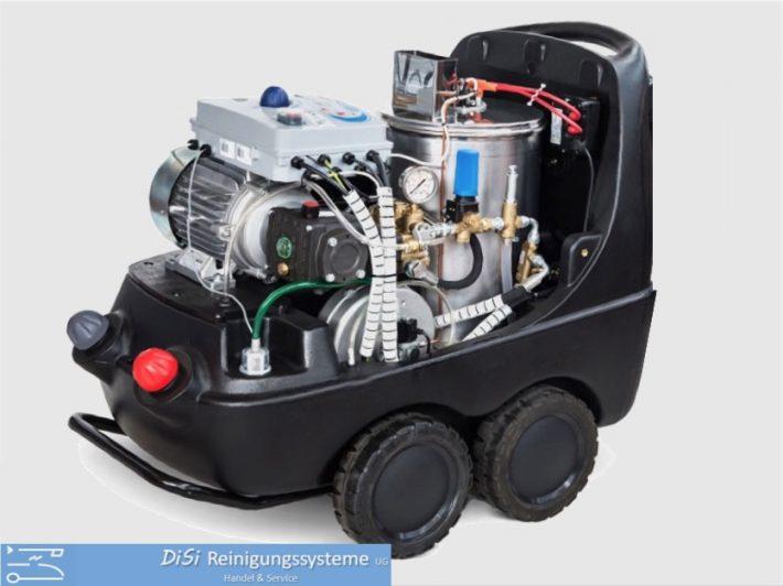 Heißwasser-Hochdruckreiniger-W-Serie-Dampfstrahler