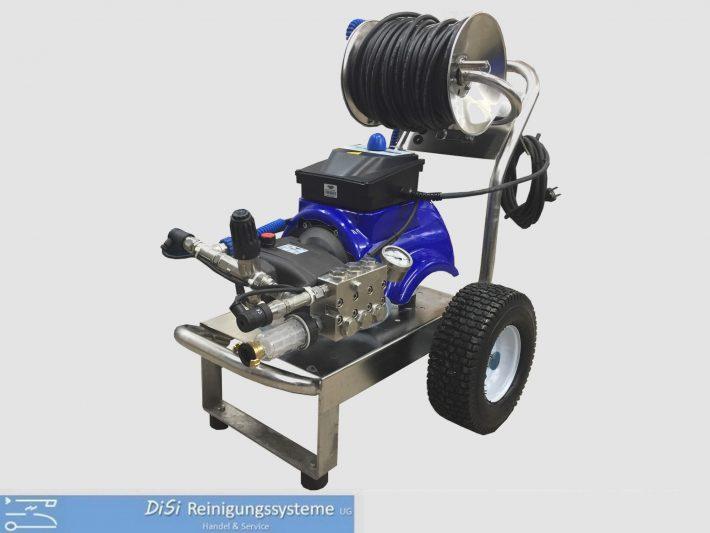 Kaltwasser-HochdruckreinigerChemiepumpe-Hochdruckreiniger