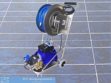 Photovoltaik-Reinigungsset-Hochdruckreiniger
