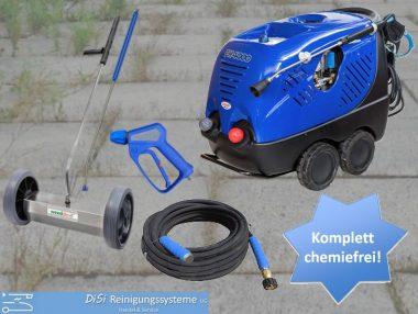 Thermische-Unkrautbekämpfung-Heißwasser-Weeddevil-Dampfstrahler-PH3025