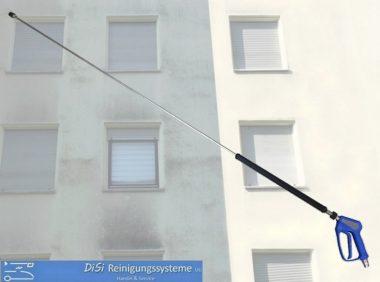 Fassadenreinigung-Chemielanze