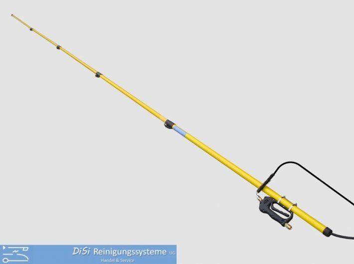 Funktionslanzen-Teleskop-Lanze