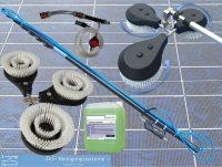 Photovoltaik-Reinigungsset