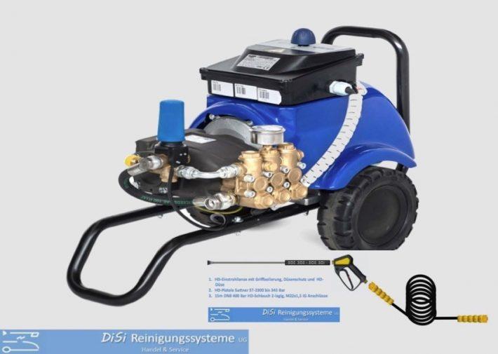 Hochdruckreiniger-Kaltwasser-Mazzoni-KM-Serie