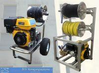 Fassadenreinigung-Hochdruckreiniger-Benzin
