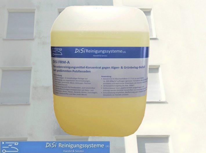 Fassadenreinigung-Reinigungsmittel-DiSi-FRM-A