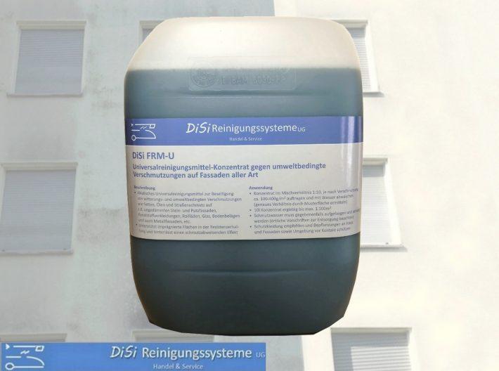Fassadenreinigung-Universalreinigungsmittel-DiSi-FRM-U