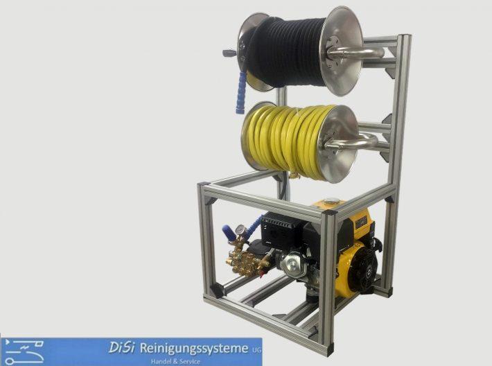 Hochdruckreiniger-Kaltwasser-Benzin