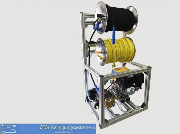 Hochdruckreiniger-Kaltwasser-Benzin-Hochdruckreiniger